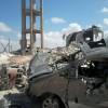 Teröristler Suriye'nin Fua Beldesini 40'tan Fazla Füzeyle Hedef Aldılar