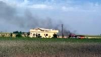 Teröristler Haseke'de bombalı eylem düzenledi: 4 şehid, 4 yaralı