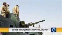 Suriye ordu birlikleri Amiriye'yi kurtardı