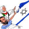 Karikatür: Hakiki Müslüman Siyoniste Ne Su Verir Ne de Siyonistin İkram Ettiğini Alır…
