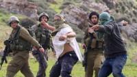 Urif Beldesine Saldıran Yahudi Yerleşimciler Üç Filistinliyi Yaraladı