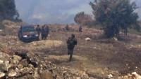 Hama Şehrinin Akarib Kırsalında Çok Sayıda Terörist Öldürüldü
