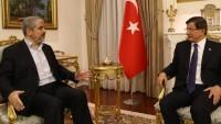 Halid Meşal ile Başbakan 2 buçuk Saat Görüştü