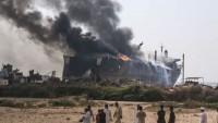 Pakistan'da tanker faciası; Çok Sayıda Ölü ve Yaralı Var