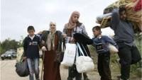 600 Bini Aşkın Suriyeli Mülteci Ülkesine Döndü