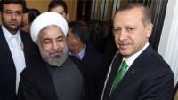 Ruhani ve Erdoğan'ın New York'ta görüşmesi