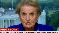 Siyonist Madeleine Albright oyuna doymuyor: 'Beni de Müslüman sayın'