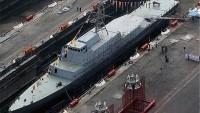 İran Deniz Kuvvetlerinden Radara Yakalanmayan Savaş Gemisi