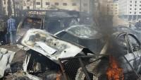 Terör Örgütleri, Suriye Ateşkesini İhlal Ediyor