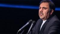 İran Yol ve Kentleşme Bakanı Ahundi Kırgızistan'a Gitti