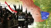 Arabistan ve Türkiye, Suriye ordusunun zaferlerinden öfkeli