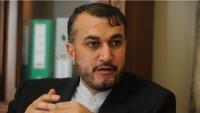 Abdullahiyan: Suriye'de teröristlerin ateşkes ihlali kaygı verici