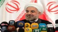 Ruhani: Bercam olmasaydı, petrol ihraç edemezdik