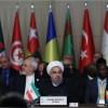 Ruhani ve Zarif, İİT kapanış oturumunu boykot etti