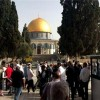 Filistin'den Mescid-i Aksa'ya yardım çağrısı