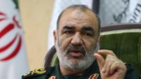 General Selami: İranlı gençler İslam düşmanları ile çarpışıyor