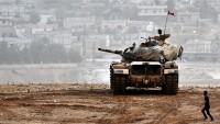 Almayaden Kanalı: Türkiye Ordusu Suriye'ye Girdi