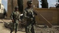 Suriye Yönetimi: Alman ve Fransız Güçlerinin Varlığı Suriye Egemenliğini Bariz Bir Şekilde İhlal Etmektir