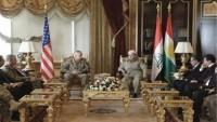 ABD Heyeti, Mesut Barzani İle Bir Araya Geldi