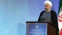 Ruhani: Bercam'da büyük zaferler elde ettik