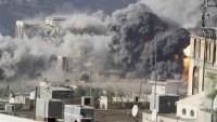 Arabistan Yemen'de Bir Yerleşim Bölgesine Daha Saldırdı: 13 Şehid