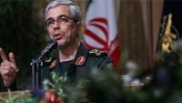 İran Genel Kurmay BaşkanI: İran, Suriye ve Yemen'de deniz üssü kurabilir