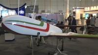 İran yapımı 8 İHA fuarda sergilendi