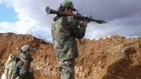 Suriye ordusu IŞİD'in operasyon odasını vurdu