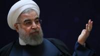 Ruhani: ABD ikiyüzlülüğünü gösterdi