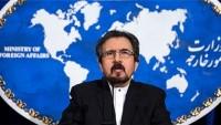 Dışişleri Bakanlığı Sözcüsü Kasımi: Arabistan hâla kuruntu içinde yaşıyor