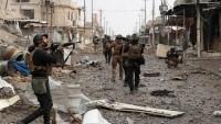 Irak Ordusu Musul'un Batısında İlerlemeye Devam Ediyor