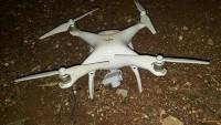 El-Fua Savunucuları Teröristlere Ait Bir Quadrocopters'i Düşürdü