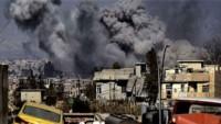 Irak'ta 400 sivil ittifak güçlerinin saldırılarında öldürüldü