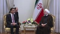Hasan Ruhani:Terörle mücadelede görece ittifakların etkisi olamaz