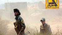 Bedir Fraksiyonu Amerika'nın Suriye Sınırında Haşdi Şaabi'ye Saldırı Planı Hakkında Uyardı