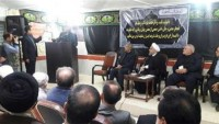 Hasan Ruhani maden işçilerinin aileleri ile görüştü