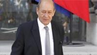 Fransa Dışişleri Bakanı: Tahran'a Hizbullah'ı görüşmek için gidiyorum