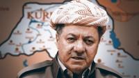 Siyonist Barzani Haddini Aştı: Haşdi Şabi Güçlerinin Kürdistan Sınırlarına Girmesine İzin Vermeyeceğiz