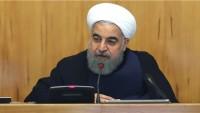 Ruhani:Amerikalılar İran'a baskı uygulayamaz