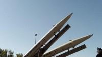 Foto: Tahran'da Kudüs Günü Yürüyüşünde IŞİD'i Vuran Füzeler Sergilendi