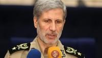 İran Savunma Bakanı Hatemi: Trump'ın sözleri birer yaftadan ibarettir