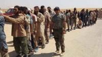 Telafer Operasyonunda Teslim Olan IŞİD'li Sayısı Açıklandı
