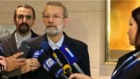 İran İslami Şura Meclisi Başkanı Laricani: ABD'nin stratejisi terörle mücadele değil, terörle oynamaktır