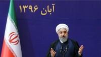 Hasan Ruhani: Bugün istikbar her zamankinden daha zelildir