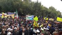 Şamhani: İran milleti ABD'yi rezil etmekte rekor sahibi