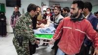 İran'da Sipahiler ve Ordu el ele depremzedelerin hizmetinde