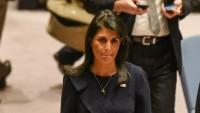 ABD'nin BM Temsilcisinden Diplomatlara İğrenç Kudüs Tehdidi