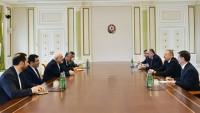 Aliyev: İran ile kardeşçe ilişkiler işbirliğinin dayanağıdır