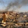 Suudi Savaş Uçaklarının Saldırısında 8 Kişi Şehit Oldu