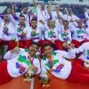 İran'ın oturarak voleybol milli takımı Asya şampiyonu oldu